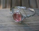Peachy Keen Adjustable Bracelet