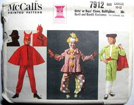 Mccalls Small | Sewing Costume Patterns Online