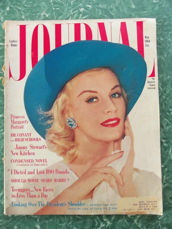 Vintage May 1960 Ladies' Home Journal