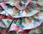 Six Yards Waverly Chintz Ruffled Trim