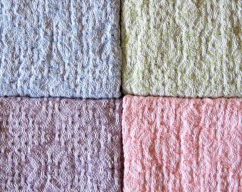 4 - Hand Towels - Handwoven