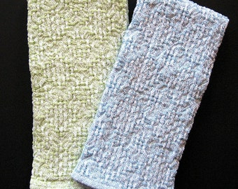 Guest Towels - 2 Handwoven Cotton