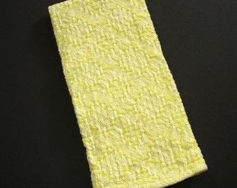 Cotton Hand Towel - Handwoven