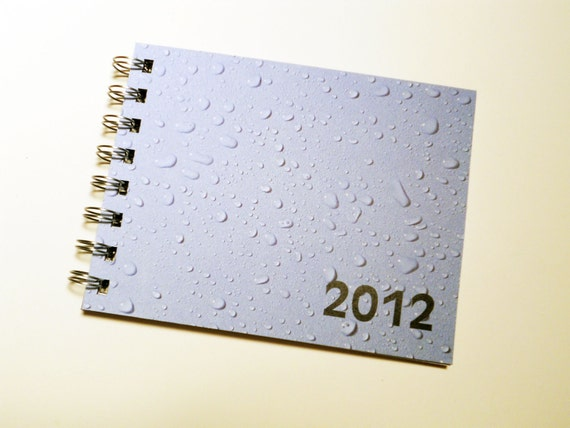 My Book of Dates - 2012 (MINI Monthly)