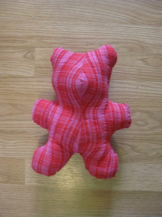 Baby's first teddy - pink