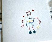 liam's robot