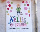Nellie's pocket art course