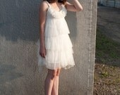 Fairest of Them All Dress with Tulle Layers. Custom Made To Order