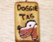 Doggie Tag Personalized