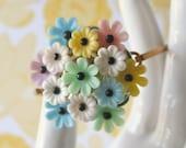 Vintage Corsage Bracelet - Jolanda