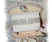 Jane Austen Lace or thread Keepers Exclusive design fromthecraftroom Digital Download