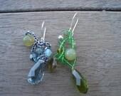 assymetric pending pendants