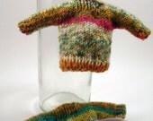 Mini Sweater Knitting Pattern