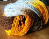 Martha superwash fingering \/ sock yarn