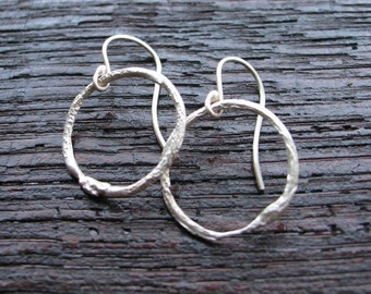 Quicksilver - Sterling Silver Earrings