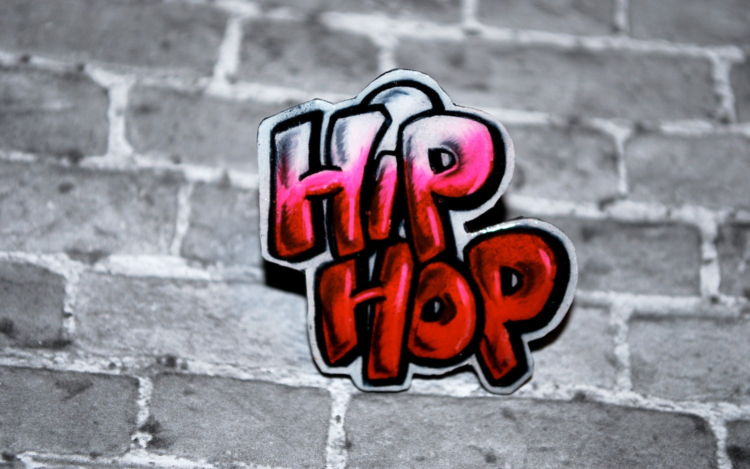 Graffiti Hip Hop Ring By Beebles