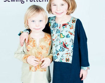 Tunic Sewing Pattern PDF