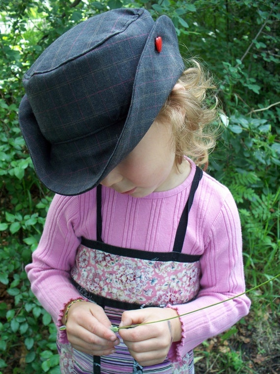 Bush Hat ePattern for children PDF