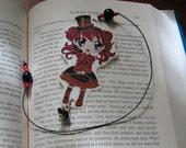 Sweet Lolita Red bookthong ver 2.0