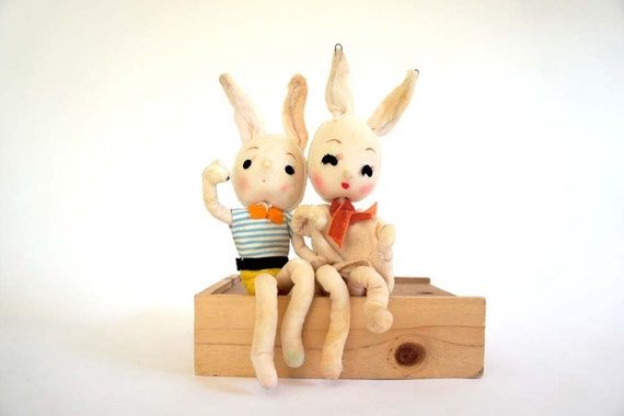 Darling Bunny Figures