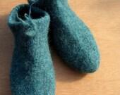 Pawfelts Felted Woolen Slipper Sock Anklets Size 8-9.