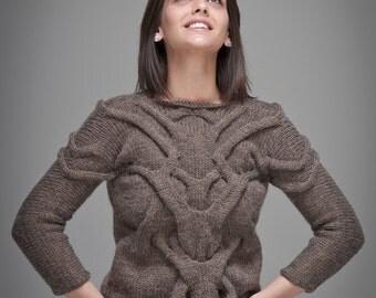 RACINE sweater 01 (one of a kind)