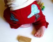 Toadstool Tushie Pants