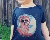 The Owl Lap T