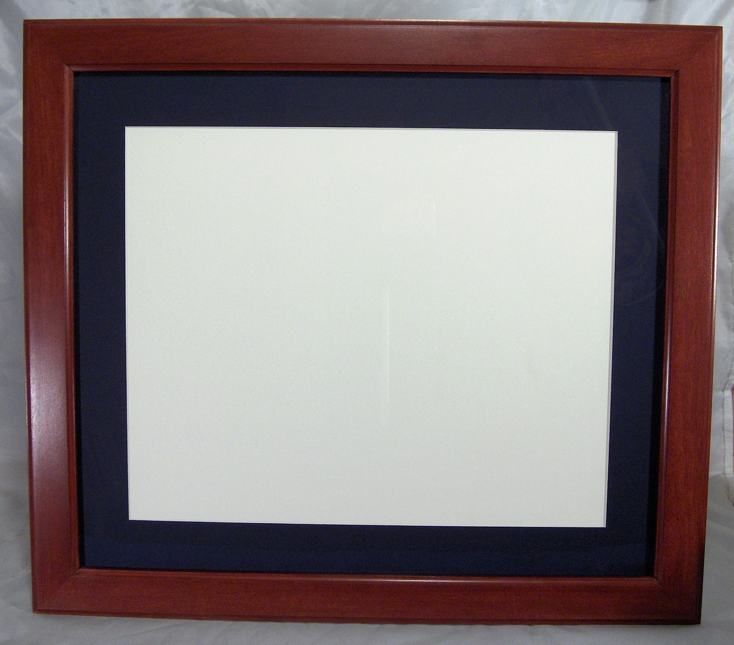 diploma frame solid cherry fade resistant glass by