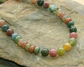 SALE - Going Out of Business - Fancy Jasper rounds and rondelles Necklace