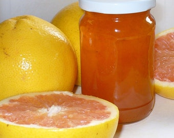 Pink Grapefruit Marmalade, Breakfast Preserve, Marmalade, In the Pink
