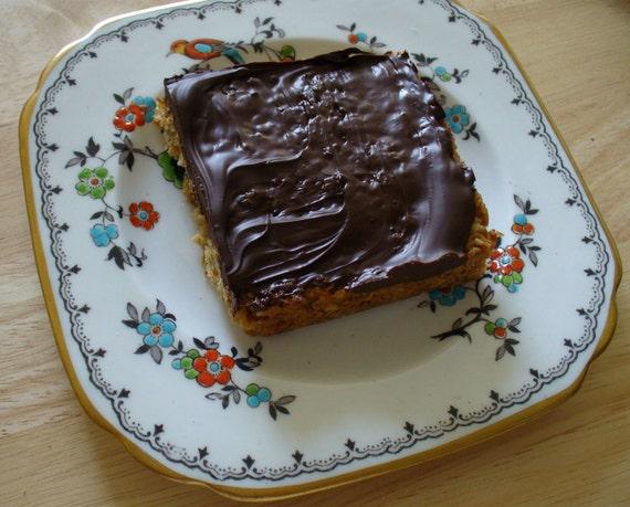 CHOCOLATE FLAPJACK