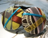 Set of Ribbon Ponytail Holders in All Wrapped Up
