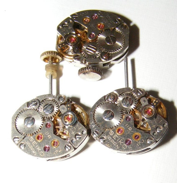 11A Stemmed Vintage Watch Movements (11A)