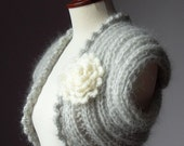 GIOIA - Knitted Shrug - LUX Version