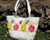 Adorable Eco-Friendly Beach Bag 27-01