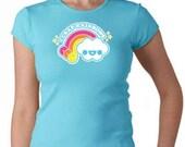 I Crap Rainbows T-Shirt