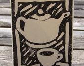 Mini Tea Time Card