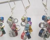 Jangly dangly earrings