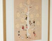 Family Tree Poster Medium