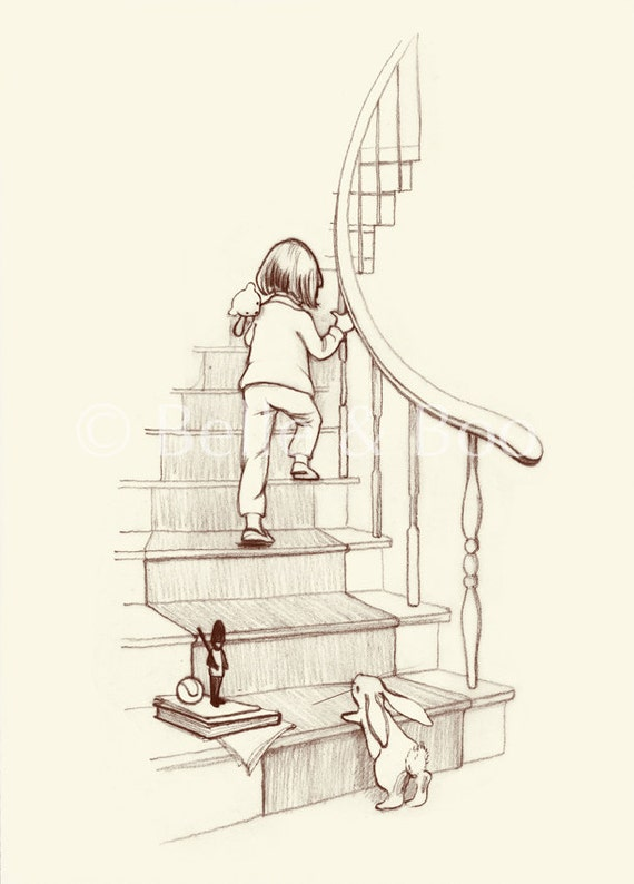 Up The Stairs We Go
