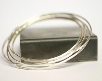 Bangles Sterling Silver Bracelets, silver bangles, sterling bangles, bangle bracelets, hammered bangles