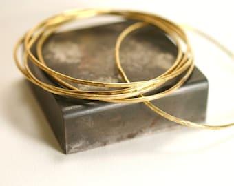 Brass Bangles,Bangle bracelet, hammered bangle, gold bangle, set of bangles, brass hammered bangle, gold hammered bangle