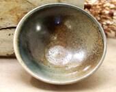 Finger Bowl - Shino Soda Fired