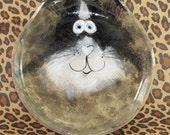 Dessert Plate-Kitty Ragdoll