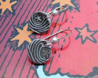 Stary Night Earrings
