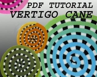PDF Tutorial - How to creat Vertigo cane