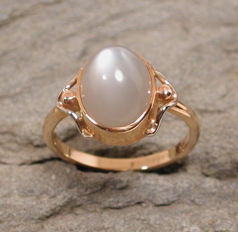 moonstone jewelry gold - photo #20
