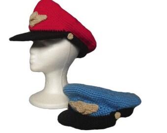 Team Captain crochet PATTERN
