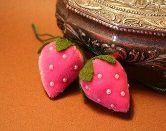 Azalea Pink Strawberry Charm